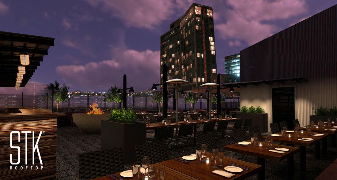 STK Steak Restaurant New York NY 10014