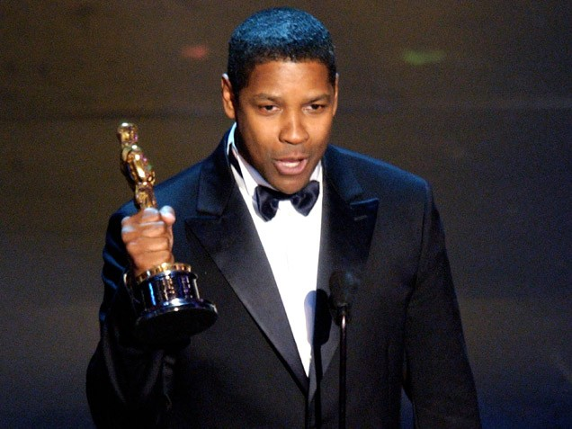 Denzel Washington - Wallpaper Hot