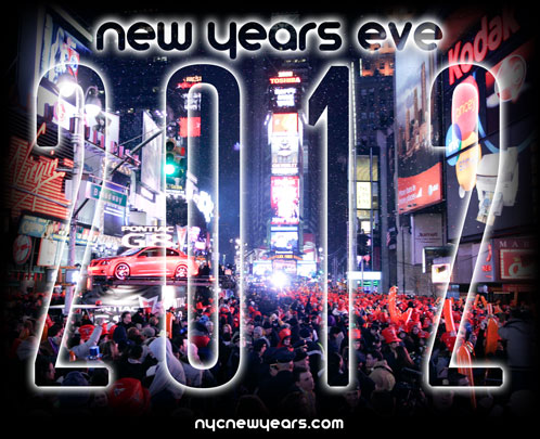 NEW YEAR'S EVE IN NEW YORK CITY | New York Gossip Gal | by Roz