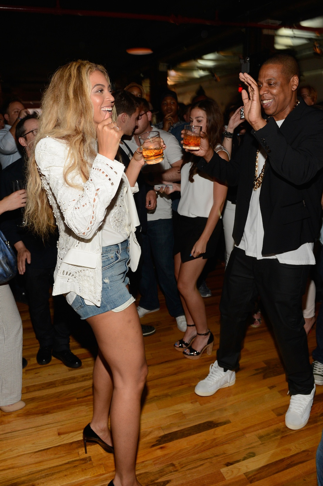 Celebrity sightings nyc bars and lounges