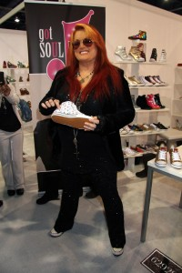 Wynonna Judd At MAGIC Convention