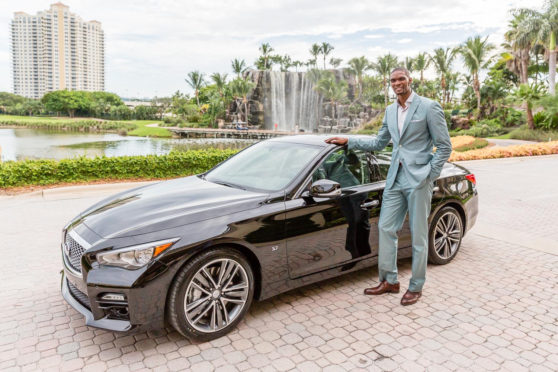 Chris Bosh Powers Forward With Warren Henry Auto Group