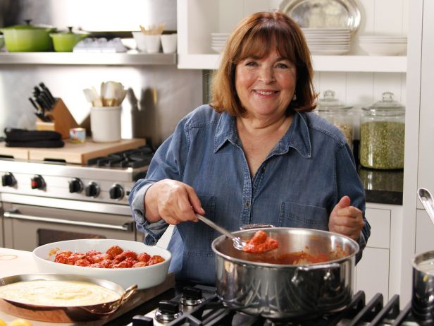 Ina garten in one hour special barefoot in washington visits first lady michelle obama new - Barefoot contessa cooking show ...
