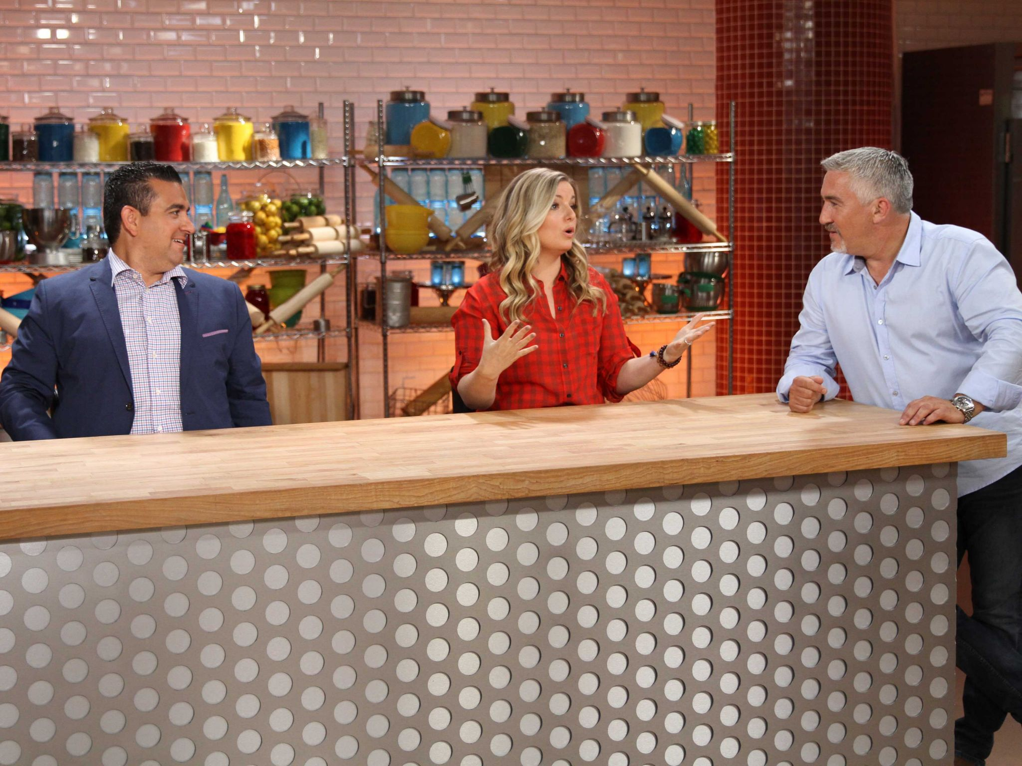 Cake Tv Show Food Network : Buddy Valastro heats up Food Network s Bakers vs. Fakers ...