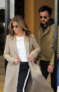 Jennifer Aniston_Justin Theroux_Chanel store Paris_new york gossip gal_louis vuitton