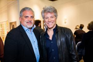 Art Miami New York_Gary Lichtenstein Editions_jon bon jovi_new york gossip gal_CONTEXT NY