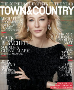 Town & Country June/July 17_Cate Blanchett_new york gossip gal_michael bloomberg_john legend