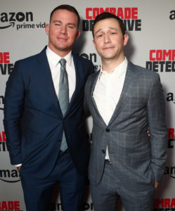 Channing Tatum_ Joseph Gordon-Levitt_Amazon Prime Video Premiere_Original Comedy Series Comrade Detective_new york gossip gal