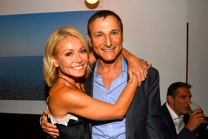 Kelly Ripa, Bryant Gumbel_ Michael Gelman_CLASS MOM, A Novel_Laurie Gelman_Loi Estiatorio_new york gossip gal