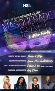 mary j blige_new york gossip gal_masquerade ball_harlem chool of the arts