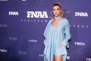 Hailey Rhode Baldwin_Footwear News Achievement Awards_IAC_new york gossip gal