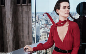 sarah paulson_new york gossip gal_the post movie_town & country_holland Taylor