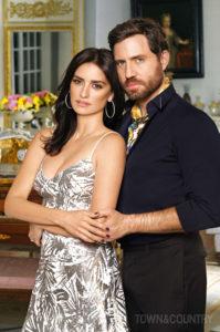 donatella & gianne versace_FX series_new york gossip gal_edgar ramirez_penelope cruz